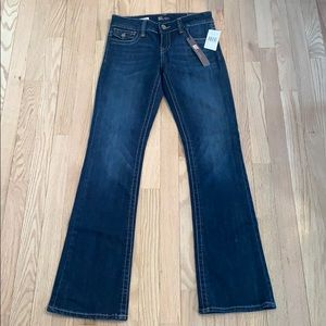 NWT Kut From the Kloth Natalie High Rise Bootcut